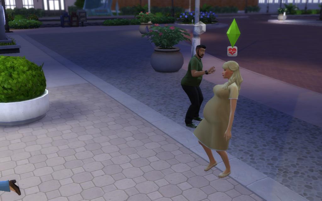 The Sims 4 - Gravidez