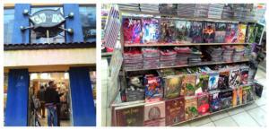 bichos-geeks-na-comix-book-shop-fachada-e-estante