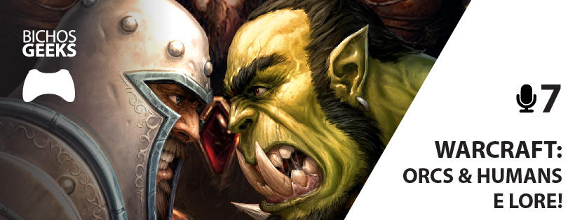 podcast sobre o jogo warcraft com o coja gamer
