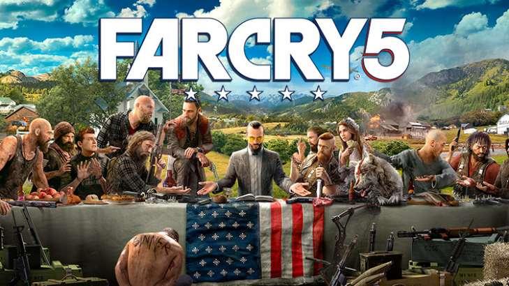 Far Cry 5 – o que sabemos até então | #BGS2017