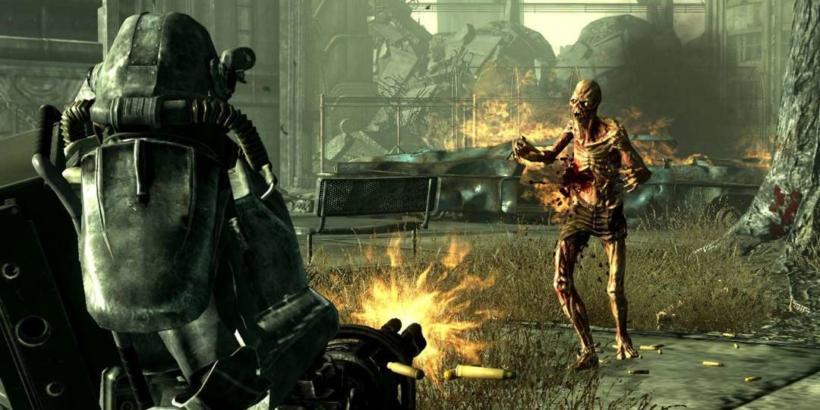Fallout 3 como conseguir a power armor