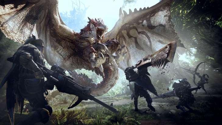 bgs-2017-monster-hunter-world