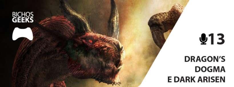 desenvolvimento, mecânicas e história de Dragons Dogma