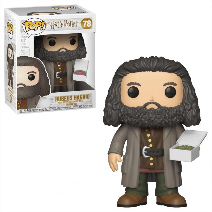 Hagrid - Harry Potter Pop Funko