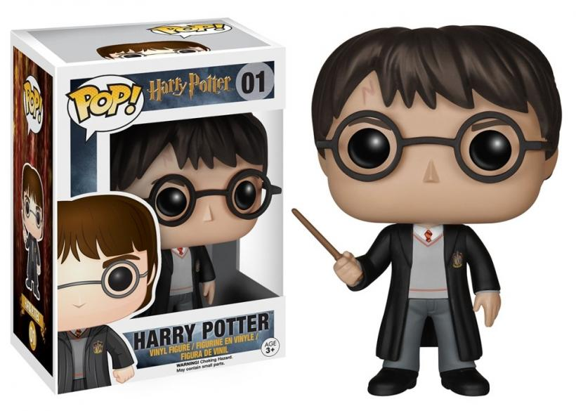Harry - Harry Potter Pop Funko